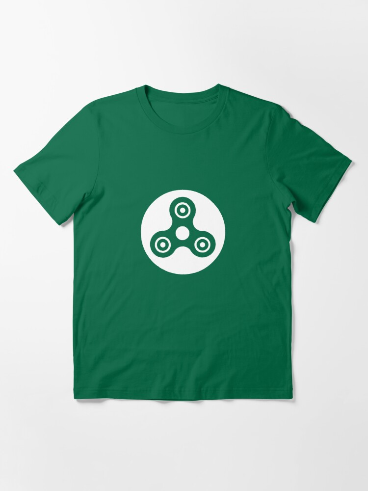 Alternate view of Fidget Spinner Essential T-Shirt