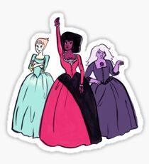 The Schuyler Gems Sticker