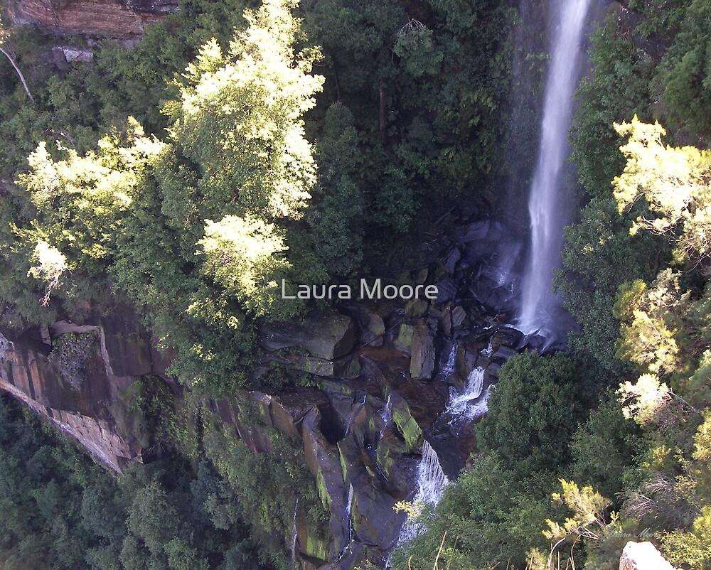 Waterfall by Laura Moore