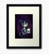 Widow Framed Print