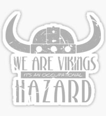 We are Vikings - Hiccup Sticker