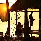 Sunset on Fubar by lemontree