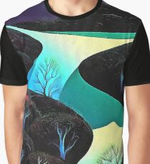 ocean rivers Graphic T-Shirt