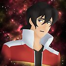 Galaxy Keith by Gilove2dance