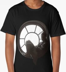 By the Window Long T-Shirt