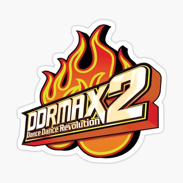 DDRMAX2 Sticker