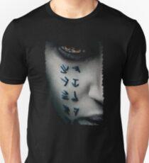 Scary The Mummy Face Unisex T-Shirt