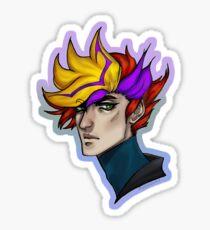 VR Yusaku Fujiki - Yu-Gi-Oh! Vrains Sticker