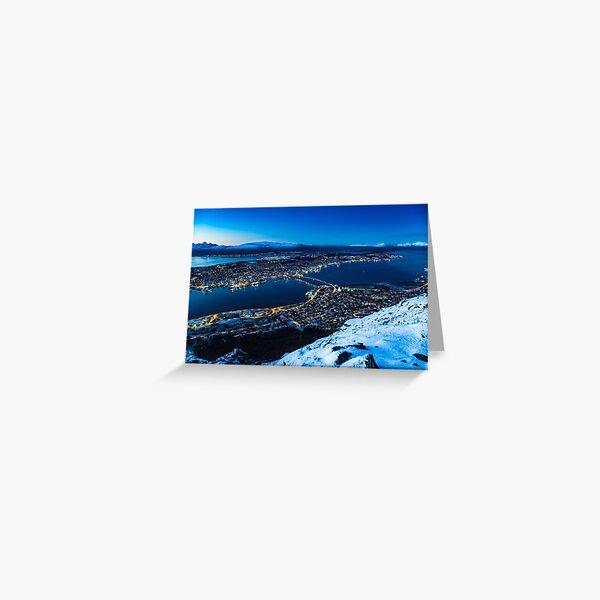Tromso Norway # 3 Greeting Card
