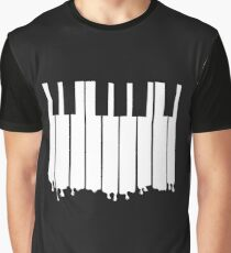Dripping Harmony Graphic T-Shirt