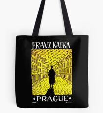 Prague, Czech Republic,  Franz Kafka Tote Bag