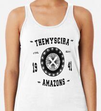 Themyscira Amazonen Racerback Tank Top