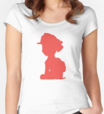 Marshall paw patrol Women's Fitted Scoop T-Shirt