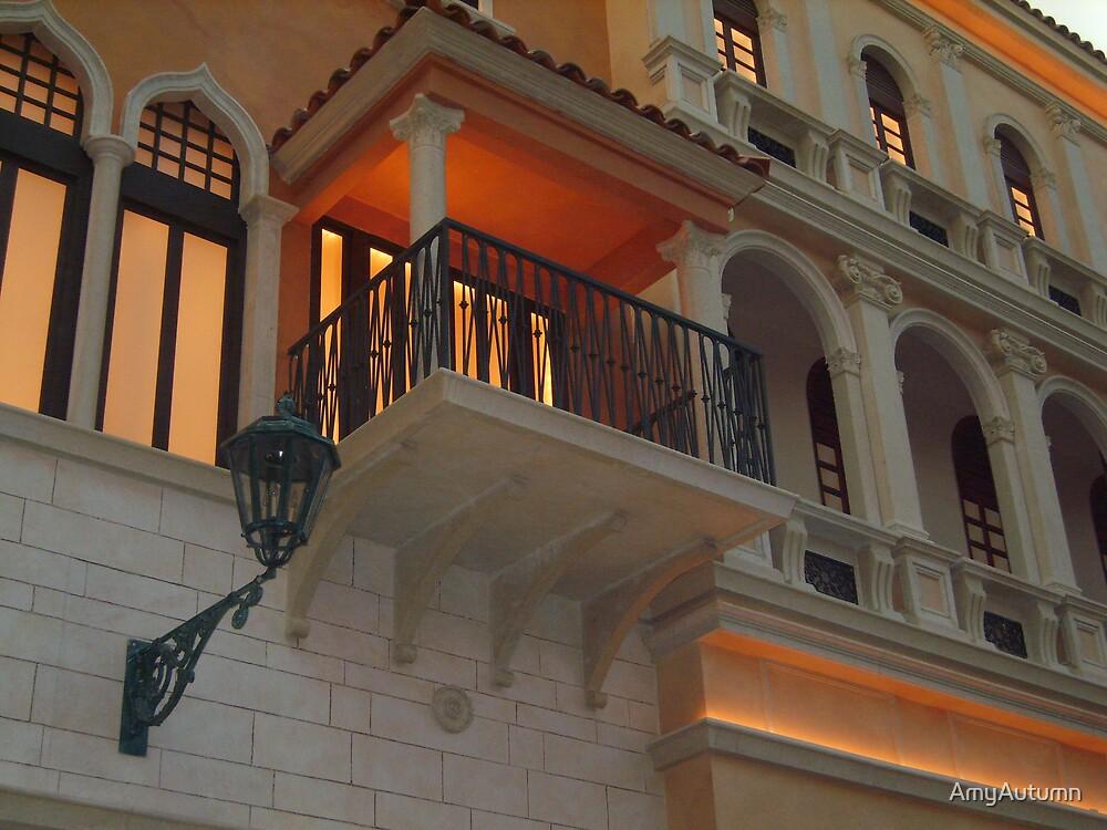 Venetian Balcony by AmyAutumn