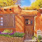 Adobe House by Walter Colvin