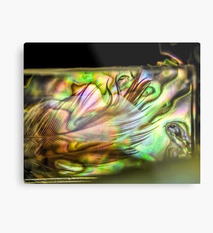Charm a Rainbow Metal Print