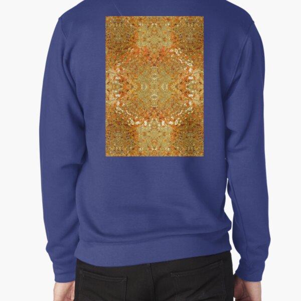 SEGMENTATION 5 Pullover Sweatshirt