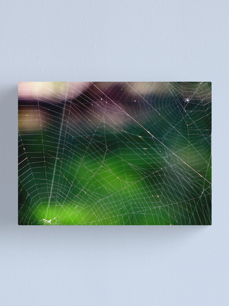 Alternate view of Neighbours Canvas Print