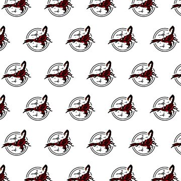 Red Scorpion (Pattern) by Adamzworld