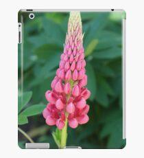Pink Lupin iPad Case/Skin