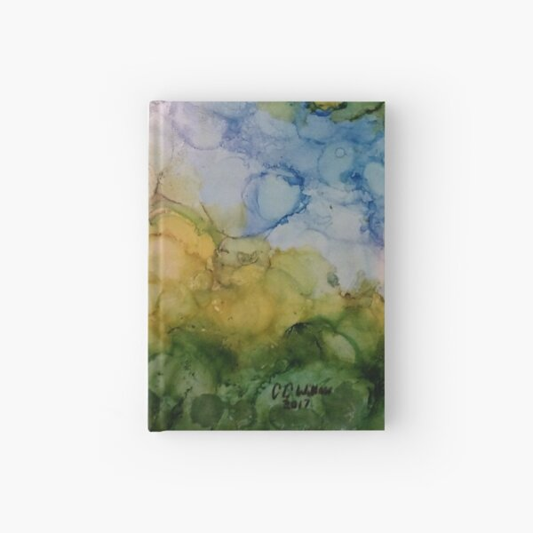 Underwater Hardcover Journal