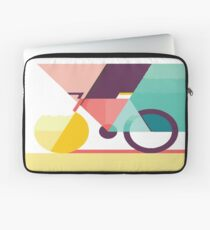 LOVE BIKING  Laptop Sleeve