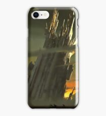 collapsed iPhone Case/Skin