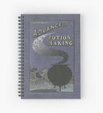 Advanced Potion Making Spiral Notebook
