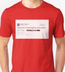 Donald Trump Covfefe Tweet T-Shirt