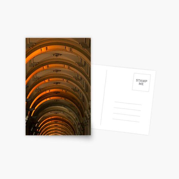 Bathed in Light Postcard