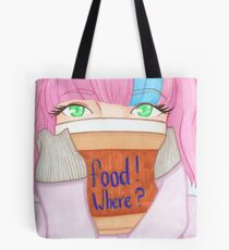 Hungriger Kei Tasche