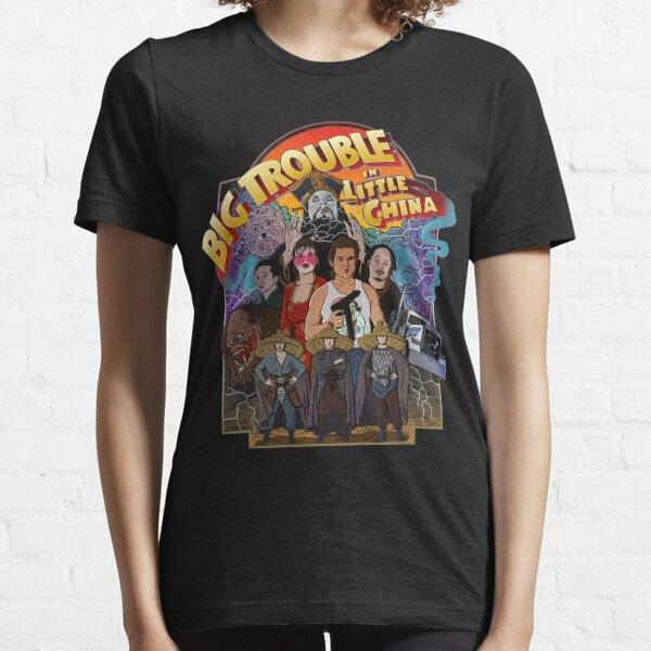 Big Trouble Little shirt Essential T-Shirt