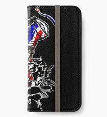 FISCH iPhone Flip-Case/Hülle/Klebefolie