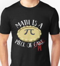 Math Is A Piece Of PI Shirt T-Shirt