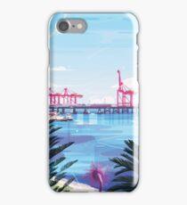 Fremantle Port iPhone Case/Skin