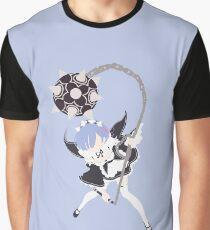 Rem Re:Zero Minimalist Graphic T-Shirt