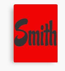 Smith Canvas Print