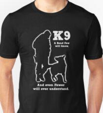Police Military Dog K9 Unisex T-Shirt