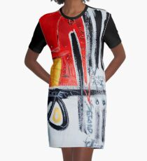 save the elephant Graphic T-Shirt Dress