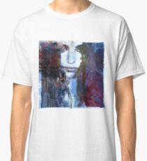 Beautiful Female Portrait Conceptual Modern Art Digital Artwork creations by: Avriahartz ''Her Beauty is an Art for Inspiration'' 4 Classic T-Shirt