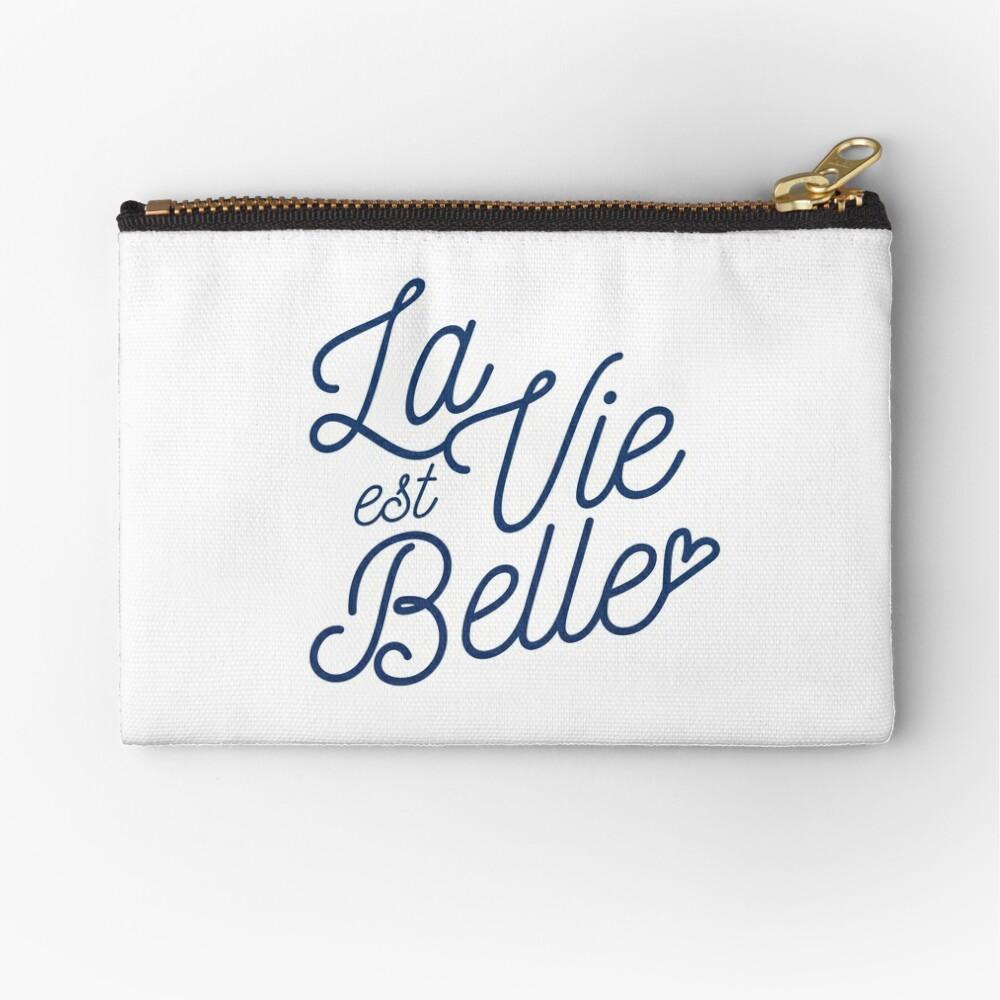 Pochette «La vie est belle»