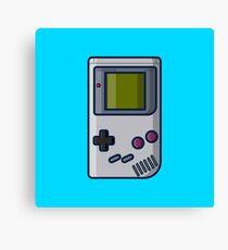 Retro: OG Game boy Canvas Print