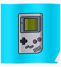 Retro: OG Game boy Poster