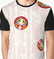 DARUMA PATTERN  Graphic T-Shirt