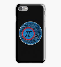 PI Superhero Math Shirt iPhone Case/Skin