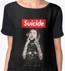 suicide boys Women's Chiffon Top