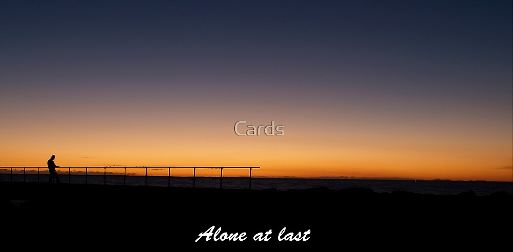 alone at last by Cards