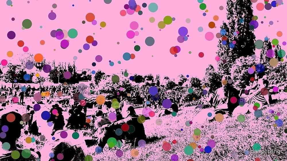 Bubble people by danpetang
