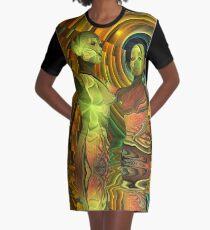 future dance -1- T-Shirt Kleid