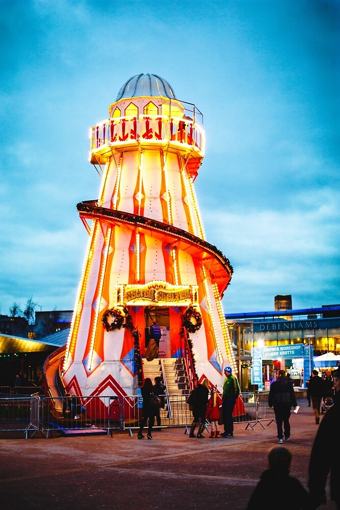 Helter Skelter by AWilsonPhoto